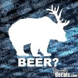 Beer Bear 0510