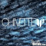 Chivette Heart White