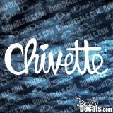 Chivette white