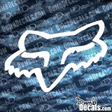 Fox Head Racing Decal