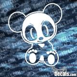 JDM Panda Decal