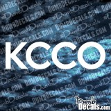 KCCO Keep Calm and Chive On Decal