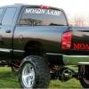 Molon Labe Decal truck
