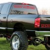 Panty Dropper one line 3510 TRUCK Decal
