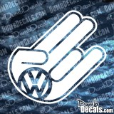 VW Shocker Decal