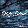Dirty Diesel truck window Decal