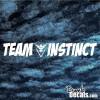Pokemon Team Instinct windshield decal