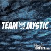 Pokemon Team Mystic windshield decal