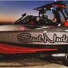 SEND NUDES Boat Decal windshield funny wakeboard