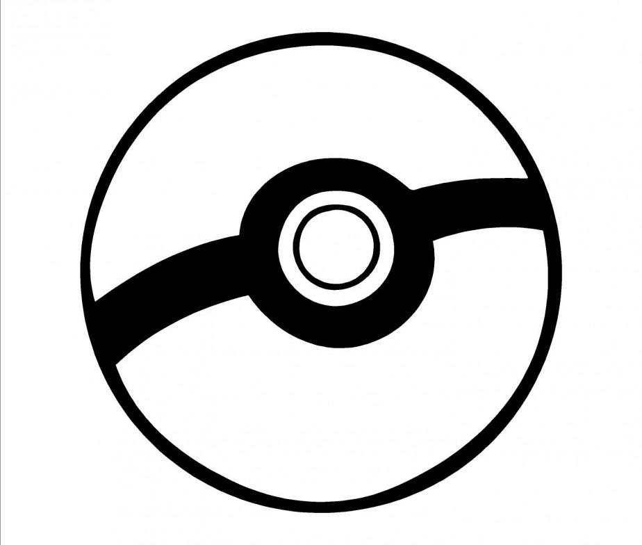 Pokeball Decal Pokemon Go Dumbdecals Com