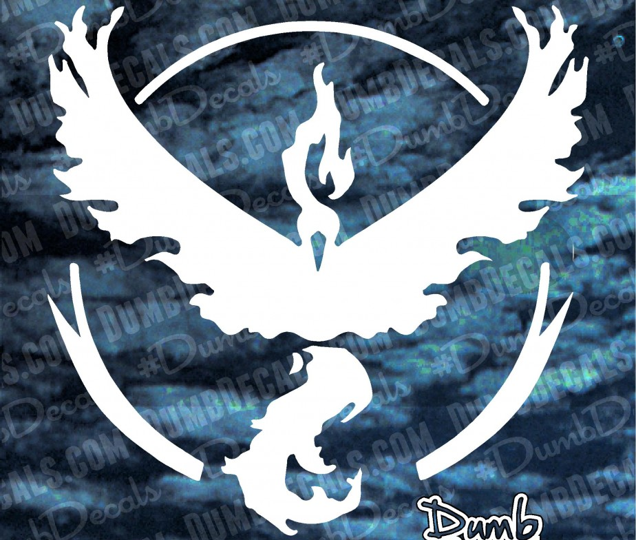 Team Valor (red Moltres) Pokemon Go Decal  Dumbdecalsm. Care Signs. Sticker Tumblr Stickers. Fine Brush Lettering. Purple Wedding Lettering. Discoloration Signs. Yellow Diamond Signs. Hood Decal Decals. Vanagon Decals