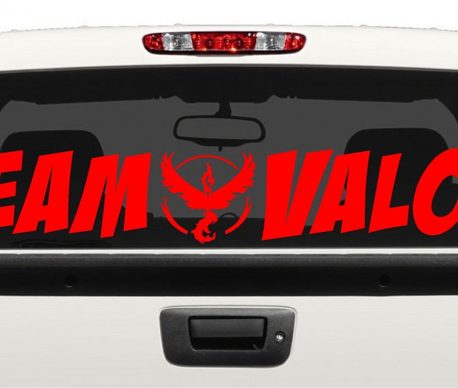 team valor pokémon